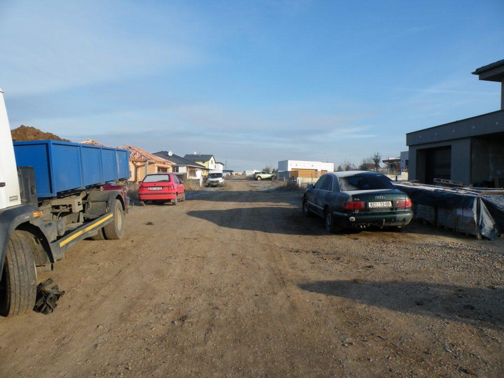 Pozemek Čebín – prodáno!